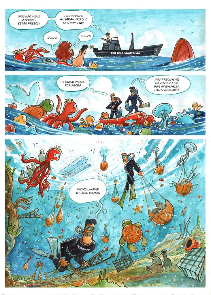 Banda desenhada para crianças - Download de BD - Ilustração para crianças